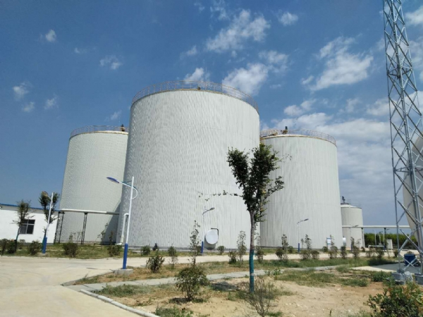 厌氧发酵罐产品特点及施工工艺